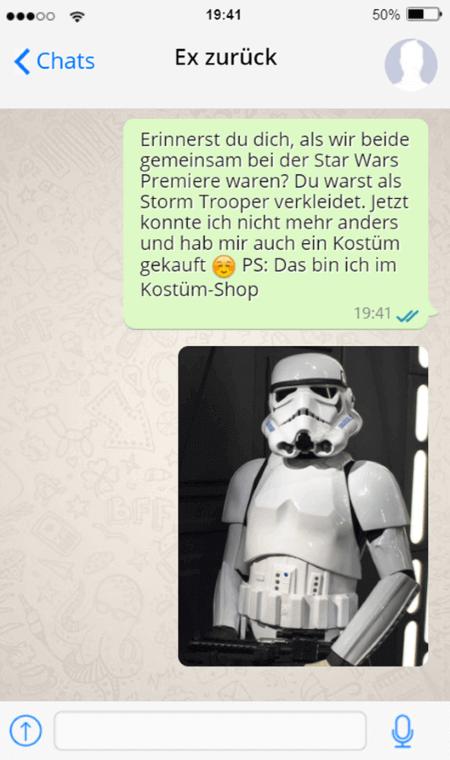 Erste sms nach kennenlernen beispiele
