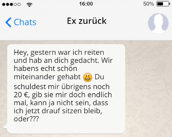 Ex freund will sich mit mir treffen und sich erklären [PUNIQRANDLINE-(au-dating-names.txt) 23