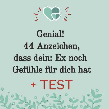 Genial 44 Anzeichen Dass Ex Noch Gefühle Für Dich Hat Test